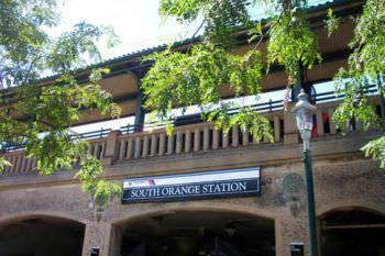 south orange train station