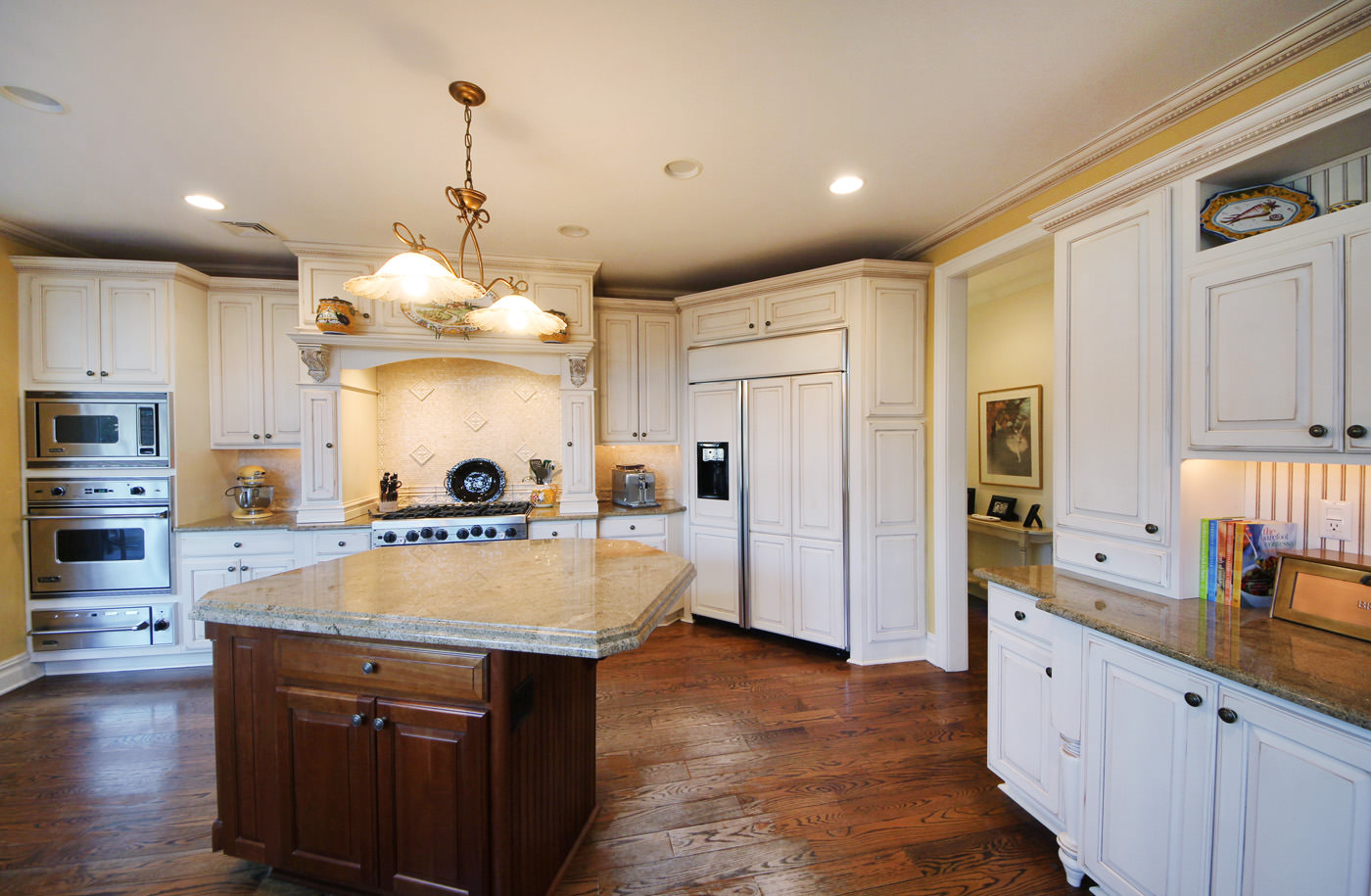 Kitchen cabinets summit nj - 21 Sunset Drive Summit Nj 07901 Sold For Full Price