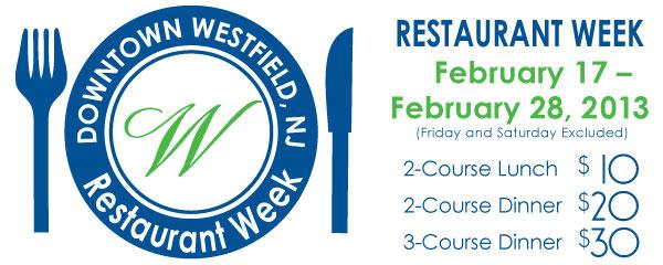Westfield Restaurant Week 2013