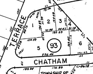 Tax Map Block 93 Lot 5