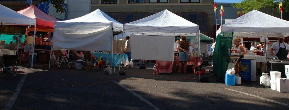 Millburn Street Fair