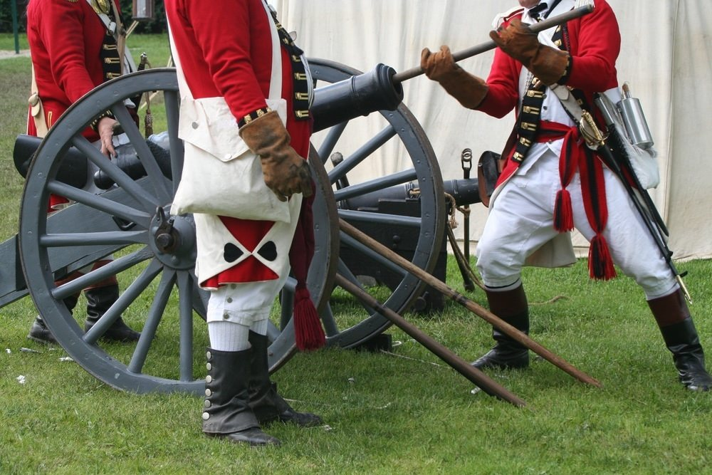 American Revolution History