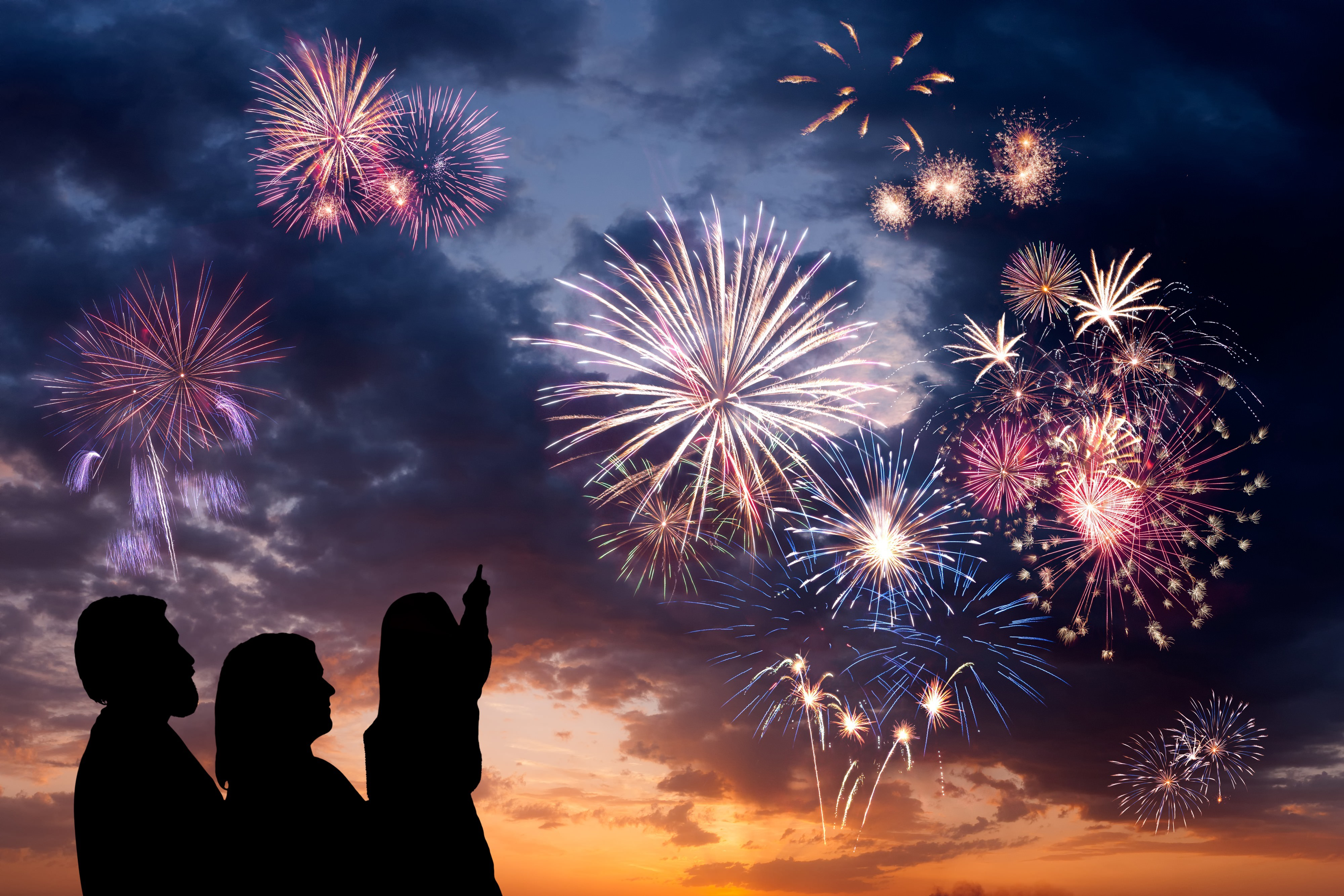 new jersey real estate media | family fireworks