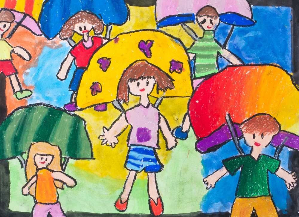 The Kidz Are Alright: Artwork by Students of Carl H  Kumpf