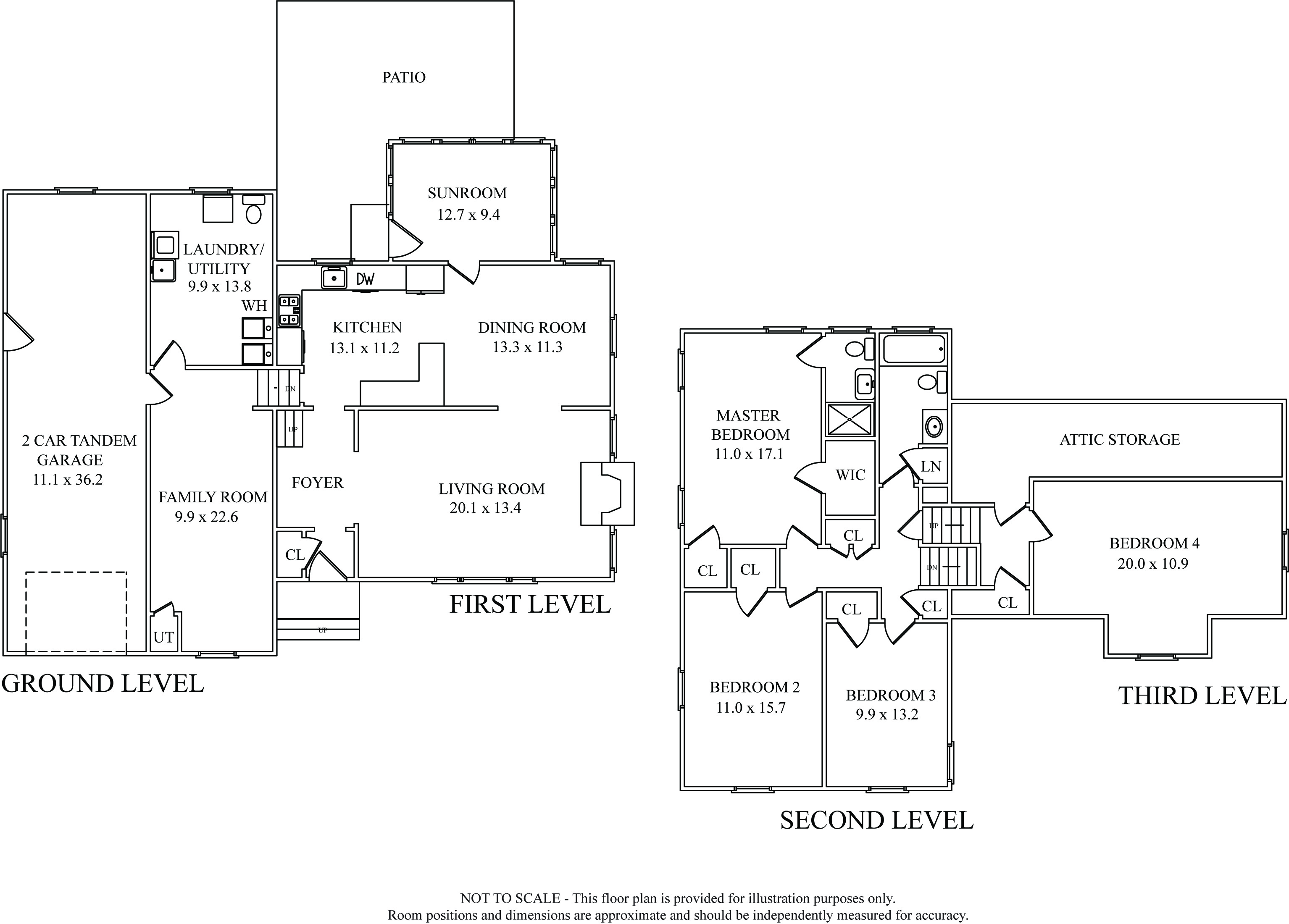 65 W Montrose Ave South Orange Nj 07079 Sue Adler Realtor 10 Kw Williams Wall Furnace Wiring Diagram View Floorplans