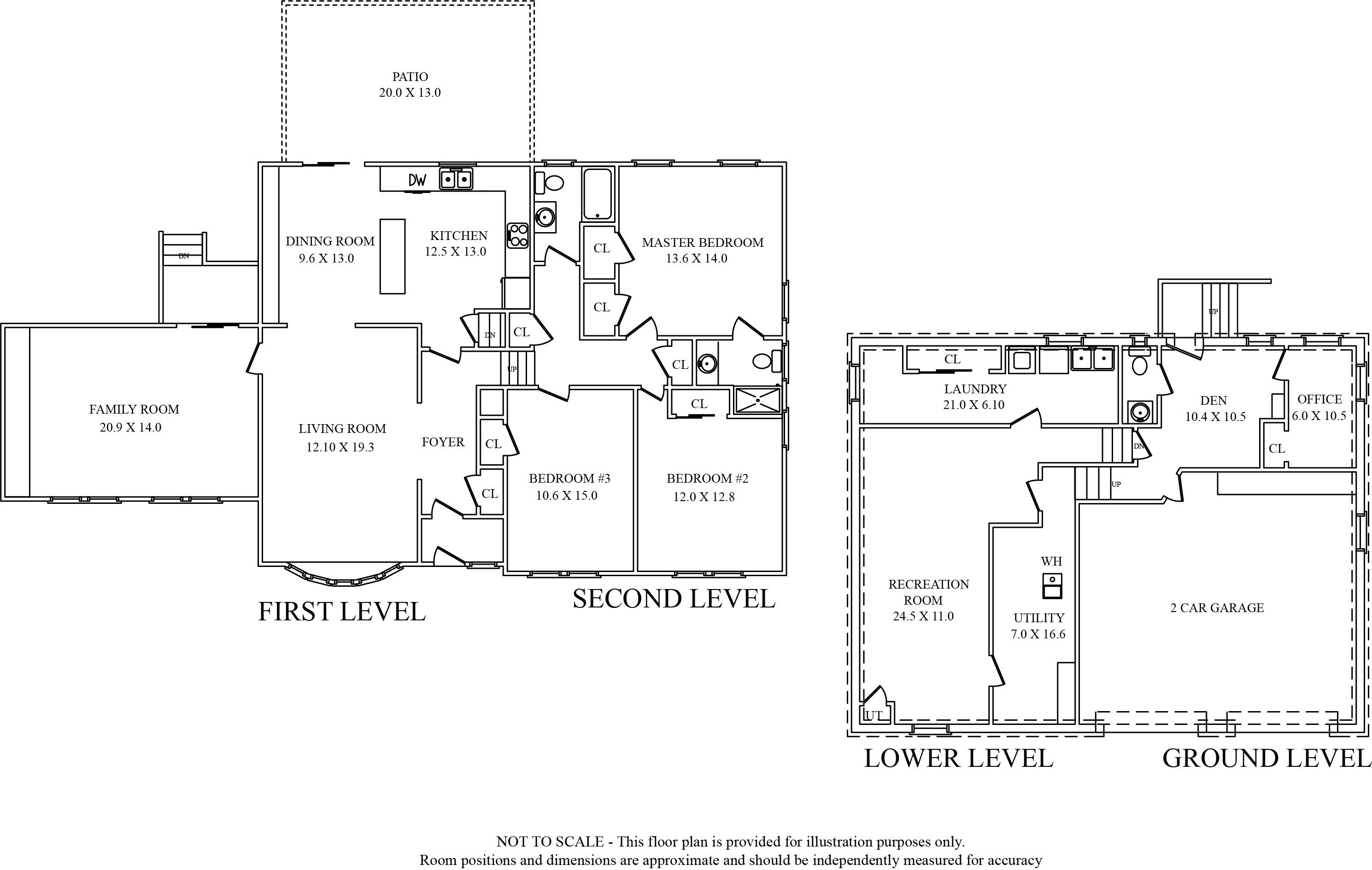Westfield White City Floor Plan 590 White Oak Ridge Rd Short Hills Nj 07078 Sue Adler
